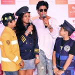 SRK giving speech at Kidzania