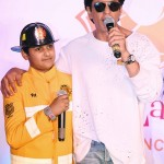 SRK with little fireman