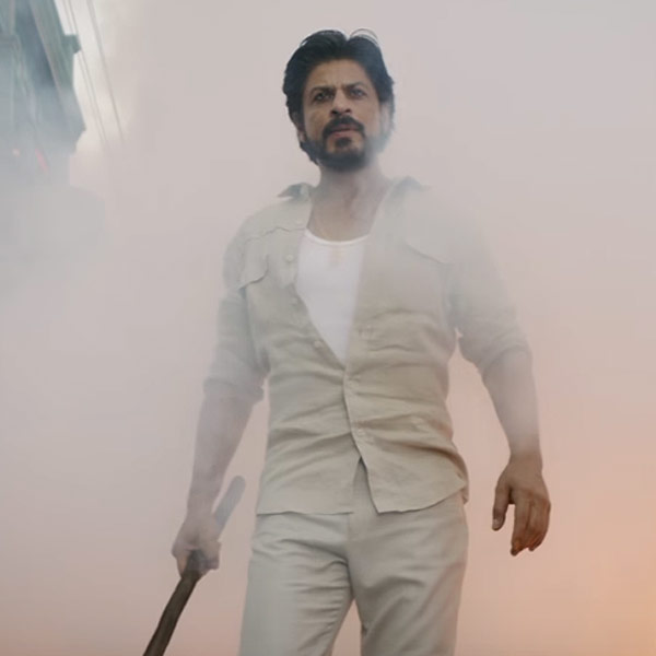 Shah Rukh reveals footage of Raees in the teaser