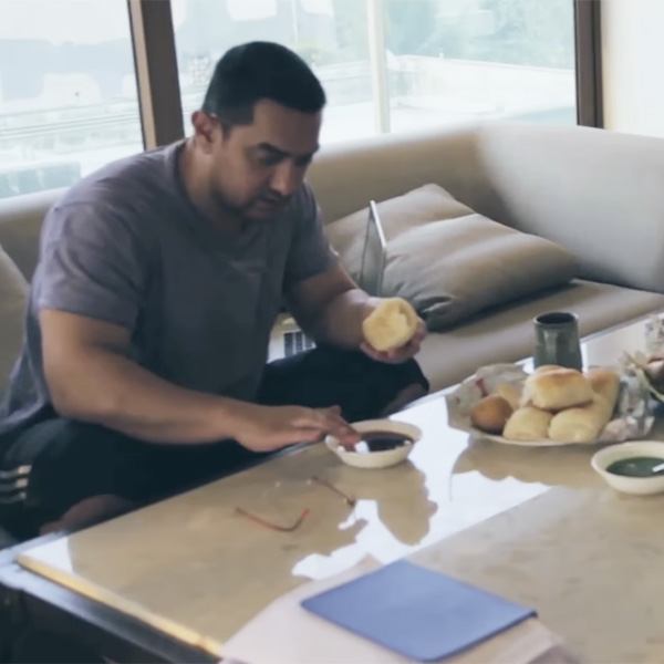 Aamir Khan talks about how easy it was for him to put on weight