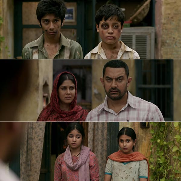 Aamir Khan's this expression in the Dangal trailer is priceless.