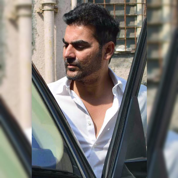 Arbaaz Khan doesn't seem happy with rumours of Malaika Arora Khan and Arjun Kapoor