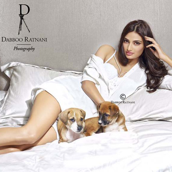 Athiya Shetty in a sexy photoshoot for Dabboo Ratnai