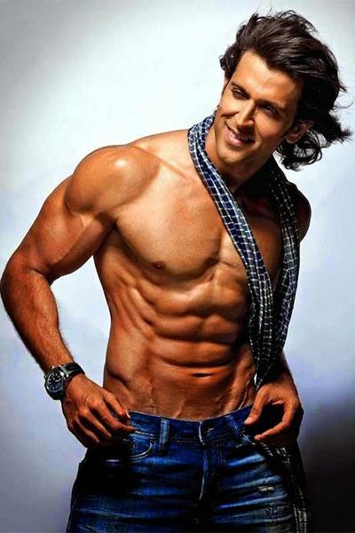 Hrithik Roshan beats Johhny Depp, Brad Pitt and even Salman Khan revealed by worlstopmost.com