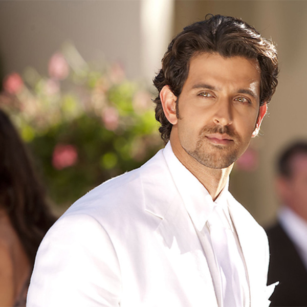 Hrithik Roshan has secured the third spot on the Most Handsome Faces in the World