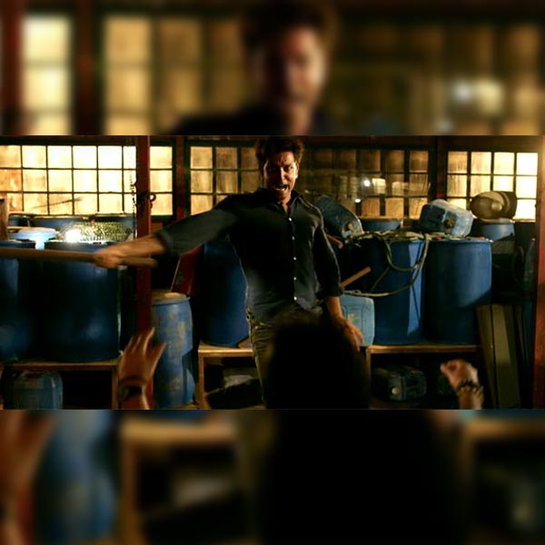 Hrithik Roshan's action avatar will get you excited for Kaabil.