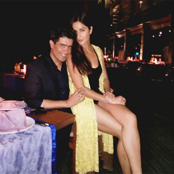Katrina Kaif used her Facebook handle to share these hot pictures from her Maldives trip