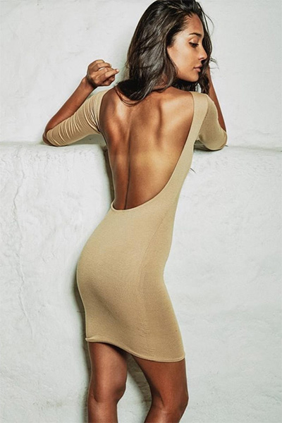 Lisa Haydon goes backless for photo shoot and is hotness personified