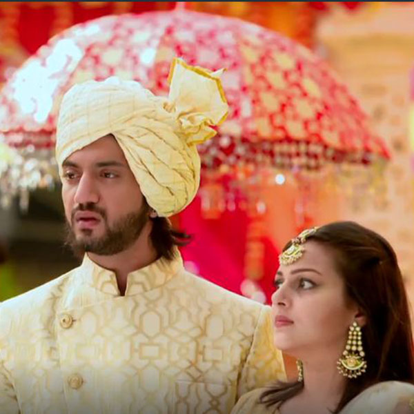 Om, Rudra and Soumya land up late for Shivaay's marriage in Ishqbaaz 3