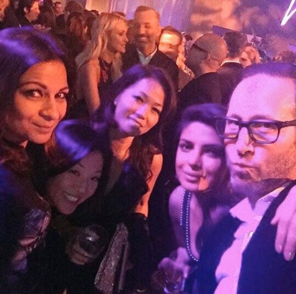 Priyanka Chorpa at pre oscar parties in LA (2)