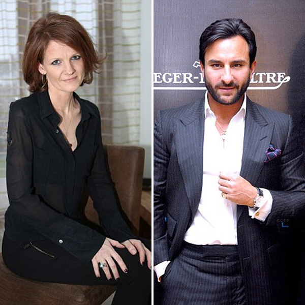 Anna Rowe was dating a Saif Ali Khan lookalike with the name of Antony Ray