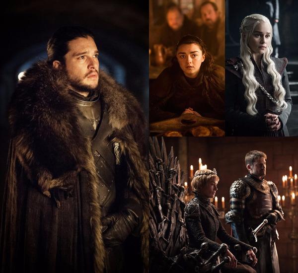 Game of Thrones season 7 stills