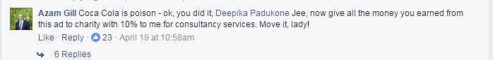 deepika comment 4